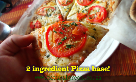 2 Ingredient pizza experiment