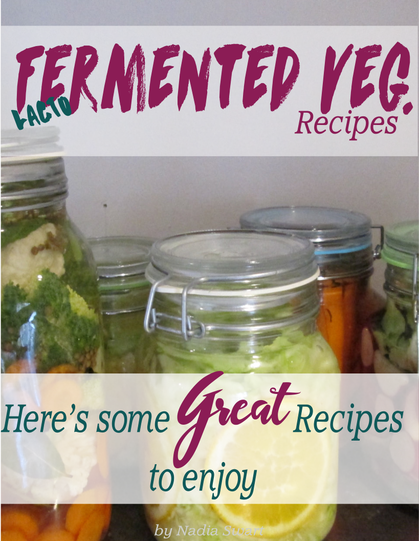 Lactofermented vegetable online workshop natural green recipe downloadable pdf ebooklet forumfinder Images